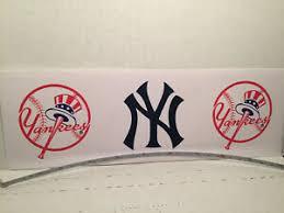 New York Yankees Ny Baseball Car Truck Decal Bumper Sticker 10 1 2 X 3 1 2 Ebay