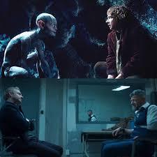 AlloCiné - Bilbo et Gollum se retrouvent dans Black Panther ...