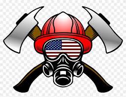Flag Decals Svi Graphics Fire Helmet Free Transparent Png Clipart Images Download