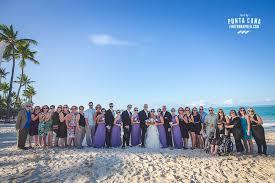 wedding at occidental grand punta cana