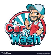 cartoon logo royalty free vector image