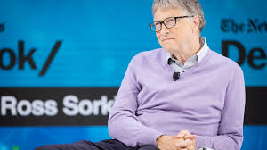 Bill Gates Announces Departure From Microsoft's Board | Time