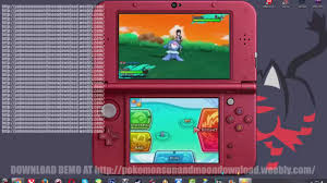 Pokemon Sun and Moon Leaked 3DS Download DEMO ROM on Vimeo