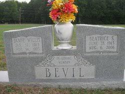 Beatrice Leola Smith Bevil (1913-2006) - Find A Grave Memorial