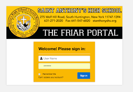 info update st anthony s high