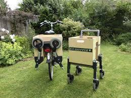 build a portable ping cart