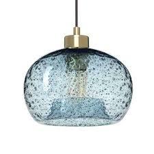 hand blown glass pendant lights abcci org