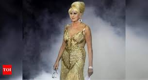 ivana trump: Ivana Trump to release book on failed marriage with Donald  Trump - Times of India