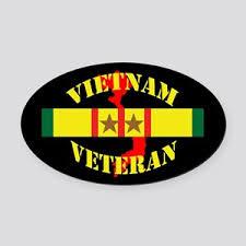 Vietnam Veteran Car Magnets Cafepress