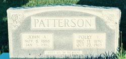 Polly Viola Bentley Patterson (1890-1969) - Find A Grave Memorial