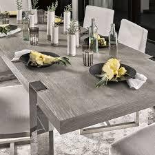 Modern Desmond 7 Piece Dining Room Set By Universal Furniture Dining Room Furniture Babette S Furniture Homeshop Leesburg The Village