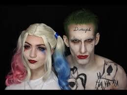 harley quinn joker squad makeup