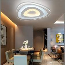 lighting ideas without false ceiling