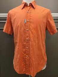 Robert Graham Size S Shirt Short Sleeve
