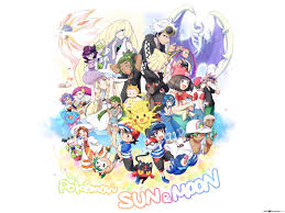 Pokemon: Sun and Moon -(Video Game) HD wallpaper download