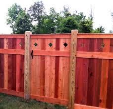 Inspirational Wood Fence Gate Ideas Lions Fence