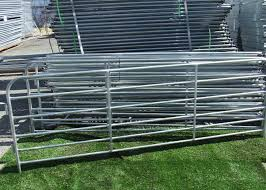 Weather Resistance Cattle Corral Panels Livestock Corral Panels Long Lifespan