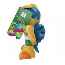 2016 brazil world cup mascot