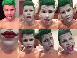 joker makeup tutorial cosplay amino
