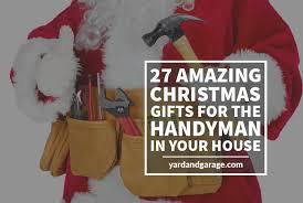 27 handyman gift ideas for