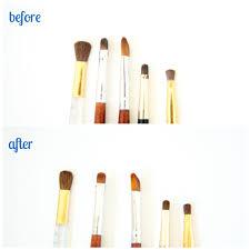 makeup brush cleanser ings saubhaya