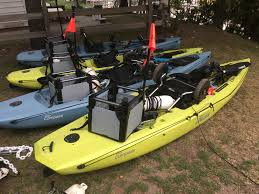 hobie offers guide to kayak cart