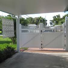 7 Louisville Vinyl Privacy Fence Weatherables