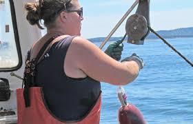 Genevieve McDonald is building a bridge between fishing and policy |  Castine Patriot | Penobscot Bay Press