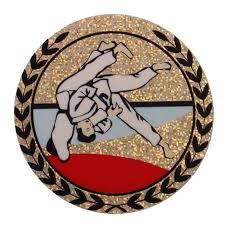 Holographic Judo Sticker Judo Market