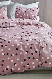 2 pack polka dot duvet cover and