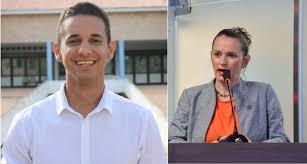 Resultado de imagem para Allyson Bezerra (Solidariedade) e Isolda Dantas (PT