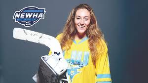 Bailey Tabbed NEWHA Rookie of the Week - Long Island University