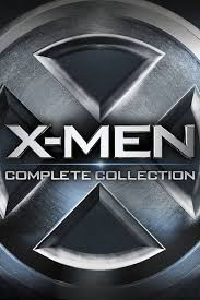 X-Men Complete Collection (2000-2019) 720p Bluray x264 AAC ESub Dual Audio [Hindi DD5.1 + English]