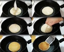 มาชวนทำแพนเค้ก เมนูง่ายๆ ใช้เวลาไม่นานก็ได้ทานขนมอร่อยๆแล้วค่ะ - Pantip