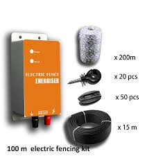 Pet Garden Electric Fence Complete Kit Fencer Garden Pest Control Dog Buy Electric Fence Kit Electric Fence Energiser Electric Fence Accessories Product On Alibaba Com