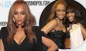 Tyra Banks blames Naomi Campbell for ...