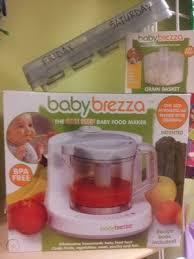baby brezza food processor grain