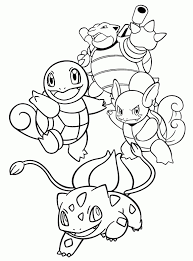 38 Various Coloring Page Pokemon Pokemon Coloring Pages Pokemon