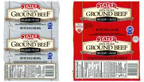 pany recalls ground beef ociated