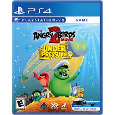 Best Buy: The Angry Birds Movie 2 VR: Under Pressure PlayStation 4 ...