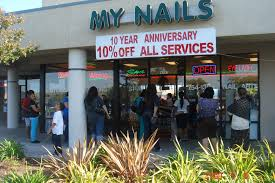 my nails spa promotion