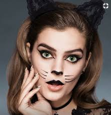 top 5 diy halloween makeup looks