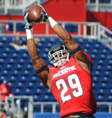 Dolphins have invited former #FAU safety Sharrod Neasman to their local day