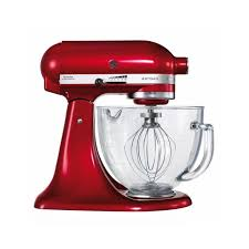 kitchenaid artisan stand mixer with