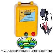 Thunderbird Mb255 25km Mains Battery Powered Energiser Electric Fence Energizer Electric Fence Energizer
