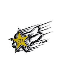 Fox And Rockstar Energy Drink Logo Ipad Case Skin By Mauro6 Redbubble