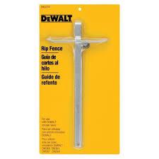 Dewalt Circular Saw Rip Fence Dw3278 The Home Depot
