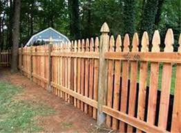 Fr Gothic Picket Fence 3 X 8