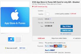 apple app and itunes gift card