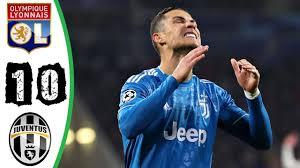 Olympique Lione - Juventus 1-0 highlights e gol: Tousart rovina i ...